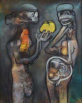 "708. Roberto Matta, ""Pomme de Mer""."