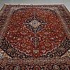 A carpet, oriental, ca 376 x 250 cm.