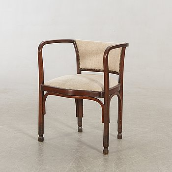 A Jugend armchair early 1900s.