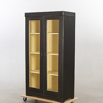 A display cabinet early 1900s.
