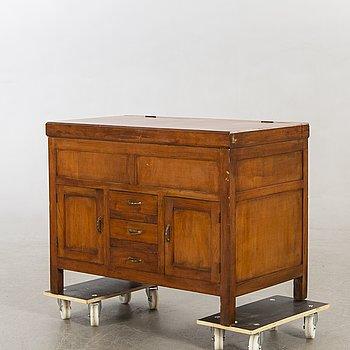 A cabinet around 1900.