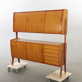 A 1950s sideboard.