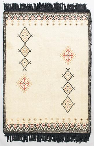 A carpet, morocco, total length ca 230 x 145 cm.