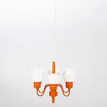 Hans-Agne Jakobsson, Ceiling lamp, Markaryd, second half of the 20th century.