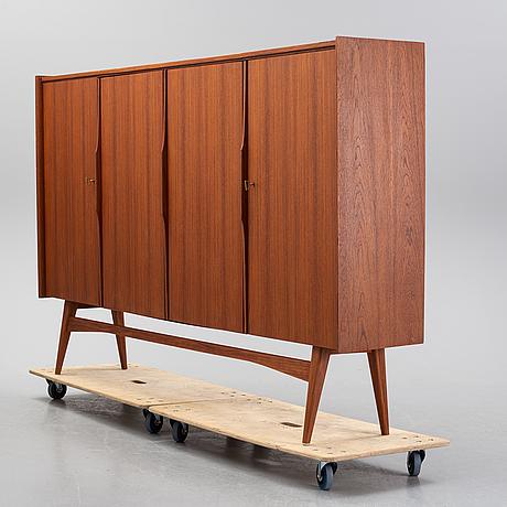 A 1950's/60's teak sideboard.