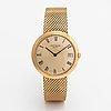Patek philippe, calatrava, wristwatch 35 mm.