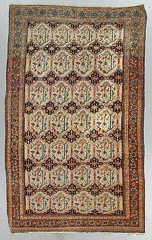A rug, Antique / semi-antique, ca 207 x 127 cm.