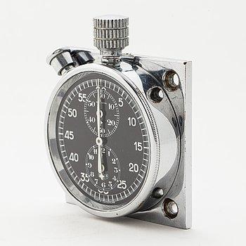 Heuer, Autavia, stop watch, 54 mm.