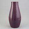 Bo fajans ceramic vase.