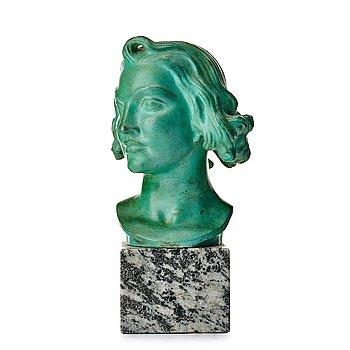 "600. Olof Ahlberg, ""Afrodite""."