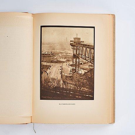 """Henry b. goodwin, """"vårt vackra stockholm"""", 1920."""