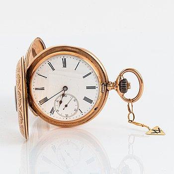 Pocket watch, 51 mm.