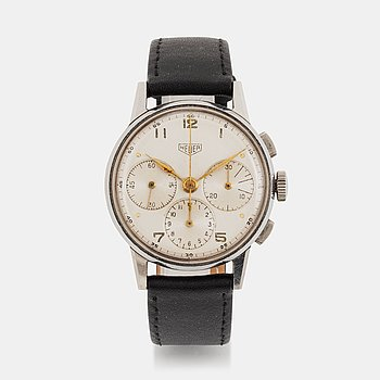 47. Heuer, chronograph.