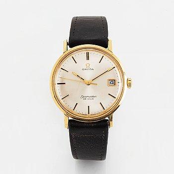 Omega, Seamaster De Ville, wristwatch, 34 mm.
