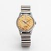 Omega, seamaster, wristwatch, 35 mm.