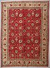 A carpet, tabriz, ca 406 x 300 cm.