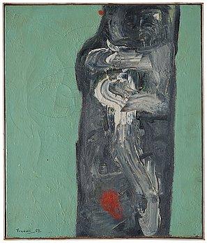 "553. Wilhelm Freddie, ""Standing woman""."