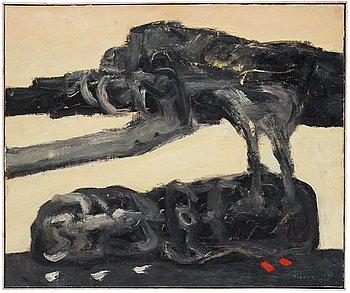 """550. Wilhelm Freddie, """"Nögne og tragiske kroppe""""."""