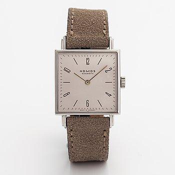 Nomos Glashütte, Tetra, wristwatch, 28 x 28 mm.