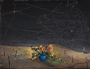 548. Vilhelm Bjerke-Petersen, Surreal composition.