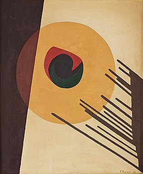 540. Elsa Thoresen, Composition.