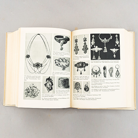 Standard reference works on swedish silver, carl hernmarck and others, stockholm 1941-45 and 1965.