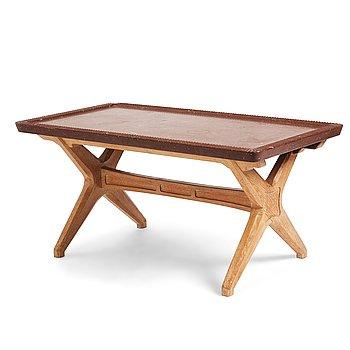 "352. Nordiska Kompaniet, a Swedish Modern oak sofa table ""NK Hantverk"", Sweden 1947."