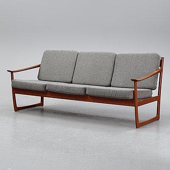 A 1960/70's sofa from France & Daverkosen.