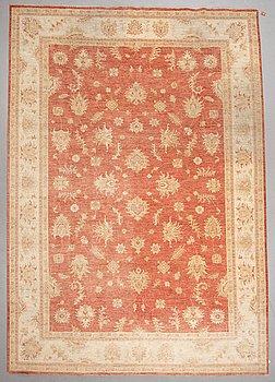 A carpet, Ziegler design, ca 418 x 293 cm.