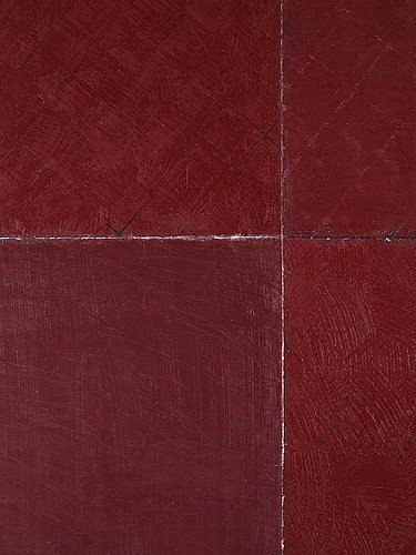 """Alan green, """"4 red rectangles""""."""