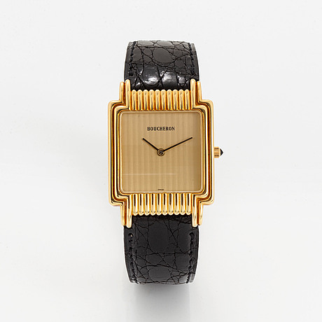 Boucheron, wristwatch, 27 x 36 mm.