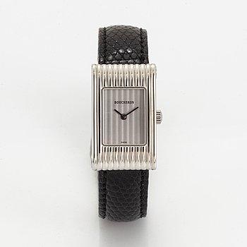 Boucheron, wristwatch, 18 x 29 mm.
