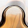 Alvar aalto, a '201 'desert' vase marked iittala.