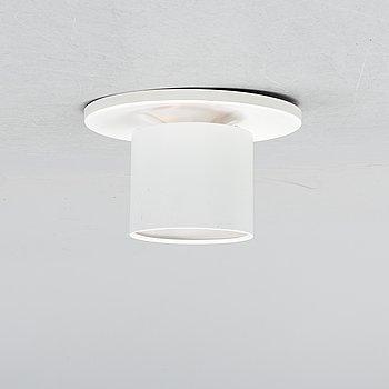Alvar Aalto, a model A 624 ceiling light, Valaistustyö, Finland.