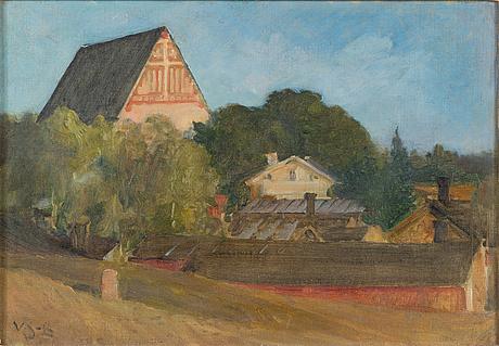 Venny soldan-brofeldt, view from porvoo.