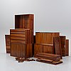 Poul cadovius, a rosewood 'royal system', denmark.
