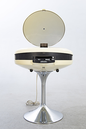Weltron, 2007 a stereo system, circa 1972.