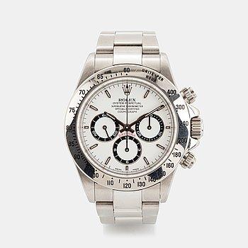 "78. Rolex, Daytona, chronograph, ""Zenith""."