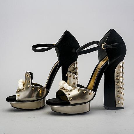 Alexander mcqueen, shoes.