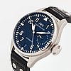 Iwc, schaffhausen, big pilot´s watch, armbandsur, 46 mm.