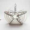A table lamp, flemming brylle & preben jacobsen, denmark latter half of the 20th century.