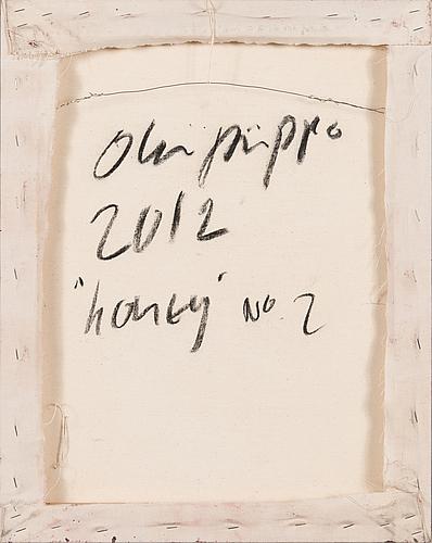 "Olli piippo, ""honey no. 2""."