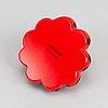 Yayoi kusama, after, multiple, 'red pumpkin', resin, benesse holdings inc,  naoshima, japan.