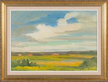 Eero Nelimarkka, oil on canvas, signed and dated 1940.
