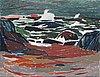 "Tove jansson, ""stormy sea""."