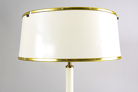 Table lamp, boréns, borås, second half of the 20th century.