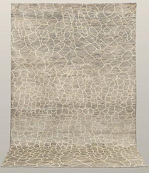 A carpet, Morocco, ca 311 x 203 cm.