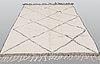 A carpet, morocco, ca 293 x 193 cm.
