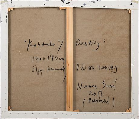 """Nanna susi, """"destiny""""."""