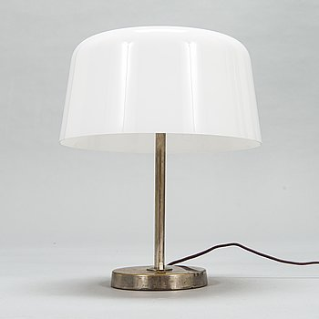 A 1930's '4017' table lamp.